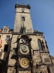 チェコ 旧市庁舎