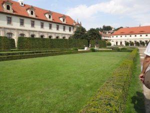 ヴァルトシュタイン宮殿