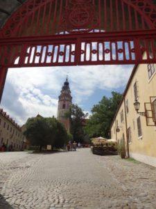 チェスキークルムロフ城