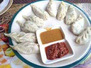 ネパール料理 モモ