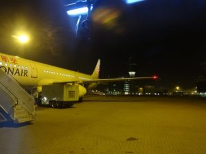 香港国際航空
