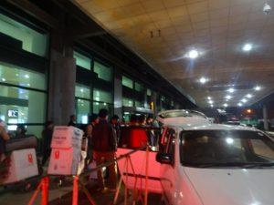 ミャンマー空港